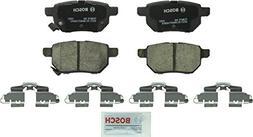 Bosch BC1354 QuietCast Premium Ceramic Rear Disc Brake Pad S