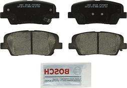 Bosch BC1439 QuietCast Premium Ceramic Rear Disc Brake Pad S