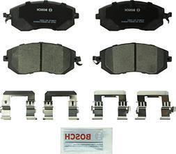 Bosch BC1539 QuietCast Premium Ceramic Front Disc Brake Pad