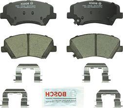 Bosch BC1543 QuietCast Premium Ceramic Front Disc Brake Pad