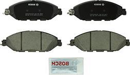 Bosch BC1649 QuietCast Premium Ceramic Front Disc Brake Pad