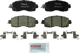 Bosch BC1650 QuietCast Premium Ceramic Front Disc Brake Pad