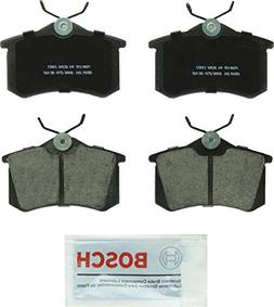 Bosch BC340 QuietCast Premium Ceramic Rear Disc Brake Pad Se