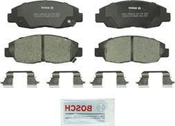 Bosch BC465A QuietCast Premium Ceramic Front Disc Brake Pad