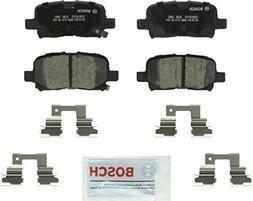 Bosch BC865 QuietCast Premium Ceramic Rear Disc Brake Pad Se
