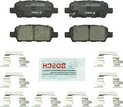 Bosch BC905 QuietCast Premium Ceramic Rear Disc Brake Pad Se