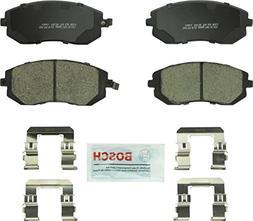 Bosch BC929 QuietCast Premium Ceramic Front Disc Brake Pad S