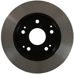Wagner BD125599E Premium E-Coated Brake Rotor, Rear
