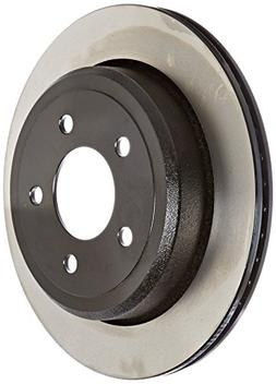 Wagner BD125786E Premium E-Coated Brake Rotor, Rear