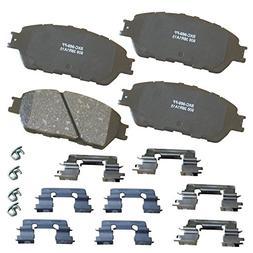 bendix sbc906 brake pad set