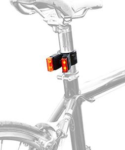 Sport-ease World Bicycle Tail Light -The Flare- USB Recharge