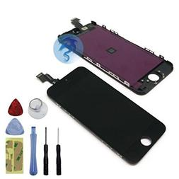 Cellphoneage® Black Touch Screen Digitizer + LCD Display As