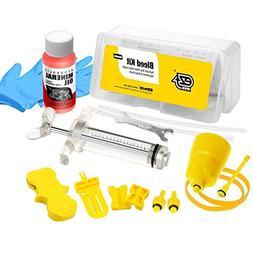Revmega Bleeder Hydraulic Disc Brake Bleed Kit Tool for Shim