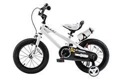 Royalbaby RB12B-6W Freestyle Kids Bike, Boy's Bikes and Girl