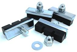 The Flying Wheels Bolt Bike Brake Pads