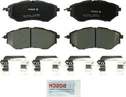 Bosch BP1078 QuietCast Premium Semi-Metallic Front Disc Brak