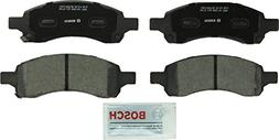 Bosch BP1169A QuietCast Premium Semi-Metallic Front Disc Bra