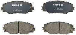 Bosch BP1211 QuietCast Premium Front Disc Brake Pad Set
