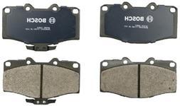 Bosch BP502 QuietCast Premium Semi-Metallic Front Disc Brake