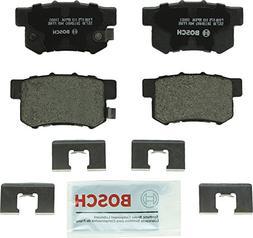 Bosch BP536 QuietCast Premium Rear Disc Brake Pad Set