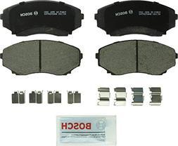 Bosch BP551 QuietCast Premium Front Disc Brake Pad Set