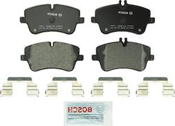 Bosch BP872 QuietCast Premium Semi-Metallic Front Disc Brake