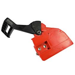 brake handle w clutch sprocket cover