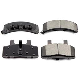 brake pads 4pcs front ceramic brake pads