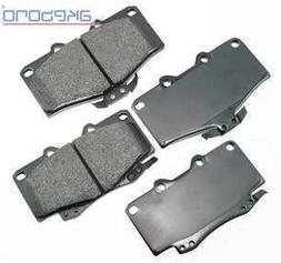 AKEBONO BRAKE PADS ACT436