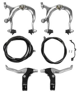 Odyssey Brakeset, 1999 BMX Set, 74-95mm, Black