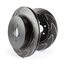EBC Brakes BSD7447 BSD Series Sport Rotor w/Ultra Quiet V Sl