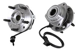 Callahan 513124X2  Pair FRONT Premium Grade  Wheel Hub Beari