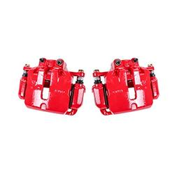 Callahan CCK03831  FRONT Premium Semi-Loaded Red Coated Cali