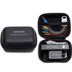 JASTEK Charger Kit, Universal 6 in 1 Travel Charger Gift Set