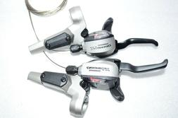 Shimano Deore LX Dual ST-M585 Shifter Brake lever Set Disc 3