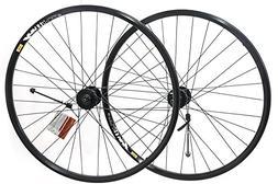 """Shimano Deore M475/Mavic XM119 27.5"""" 650B MTB Bike Wheelset"""