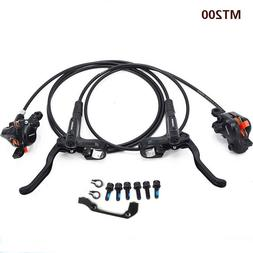 Shimano Deore MT200 Hydraulic Disc Brake Set Front&Rear Orig