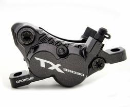Shimano Deore XT BR-M8020 4-Piston Disc Brake Caliper w/ Bra