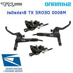 SHIMANO Deore XT BL-BR-M8000 M8100 Hydraulic Brake Set Lever