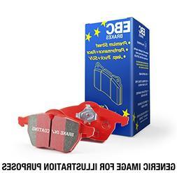 EBC Brakes DP31165C EBC Redstuff Ceramic Low Dust Brake Pads