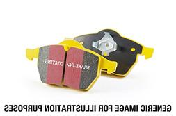 EBC Brakes DP41722/2R Yellowstuff Street And Track Brake Pad