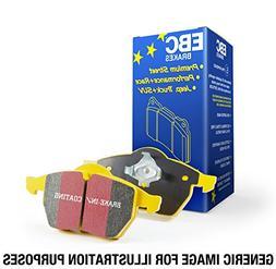 EBC Brakes DP41407R Yellowstuff Street And Track Brake Pads;
