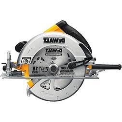 DEWALT DWE575SB 7-1/4-Inch Lightweight Circular Saw with Ele