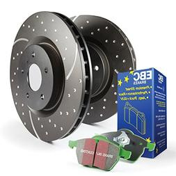 EBC S3KR1108 Stage-3 Truck and SUV Brake Kit