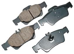 Akebono EUR986 EURO Ultra-Premium Ceramic Brake Pad Set