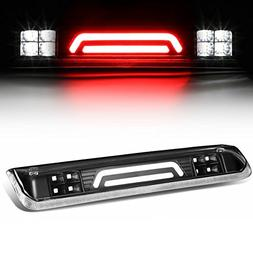 For Ford Explorer Sport Trac/F-150 3D LED Light Bar Third Br