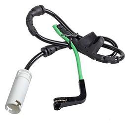 AUTEX Front Brake Pad Wear Sensor 34356777649 compatible wit