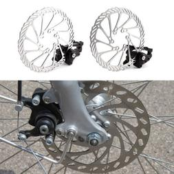 Front/Rear Caliper Disc Brake 160mm Rotor for Mountain Road