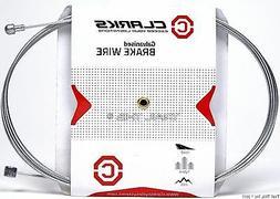 Clarks Galvanized Brake Wire, 1.5x2000mm MTB/RD, Galv