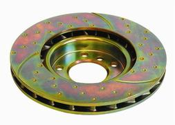 EBC Brakes GD7054 3GD Series Dimpled and Slotted Sport Rotor